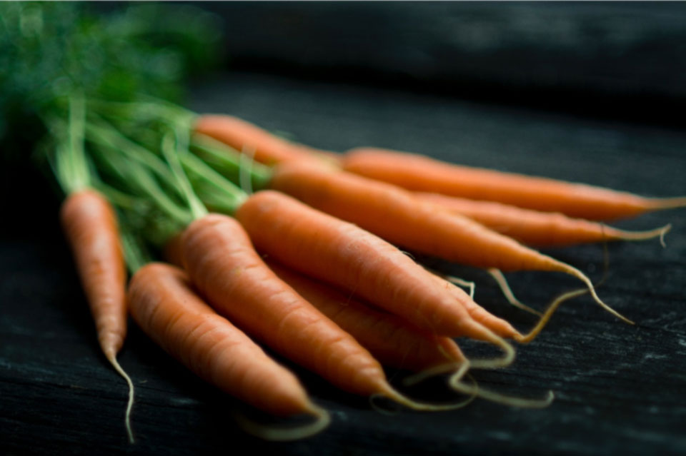 Carrots: Food Good for Your Eyes