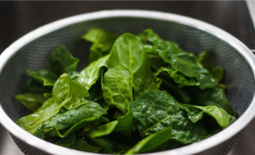 Lefy Greens: Good Food for Your Eyes
