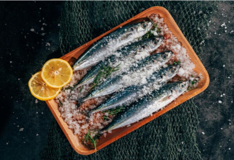 Omega-3's: Good Food for Your Eyes